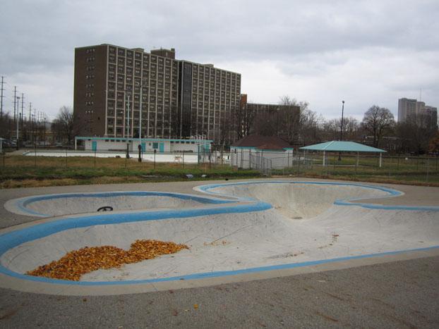 Dodge Skatepark Columbus Skatepark Pittsburgh Skatespots